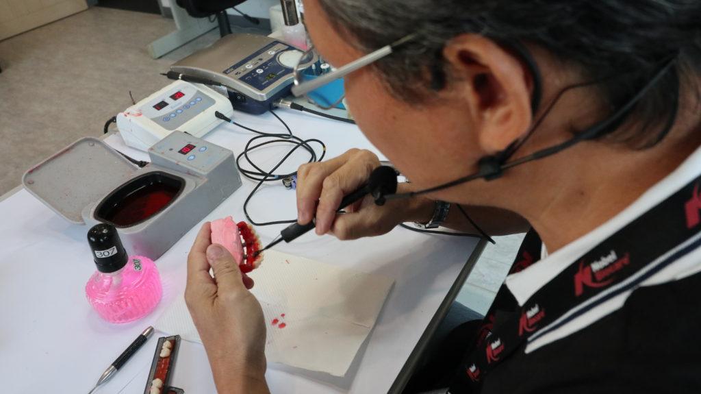 品御牙醫假牙技師製作 All-on-4 全口假牙