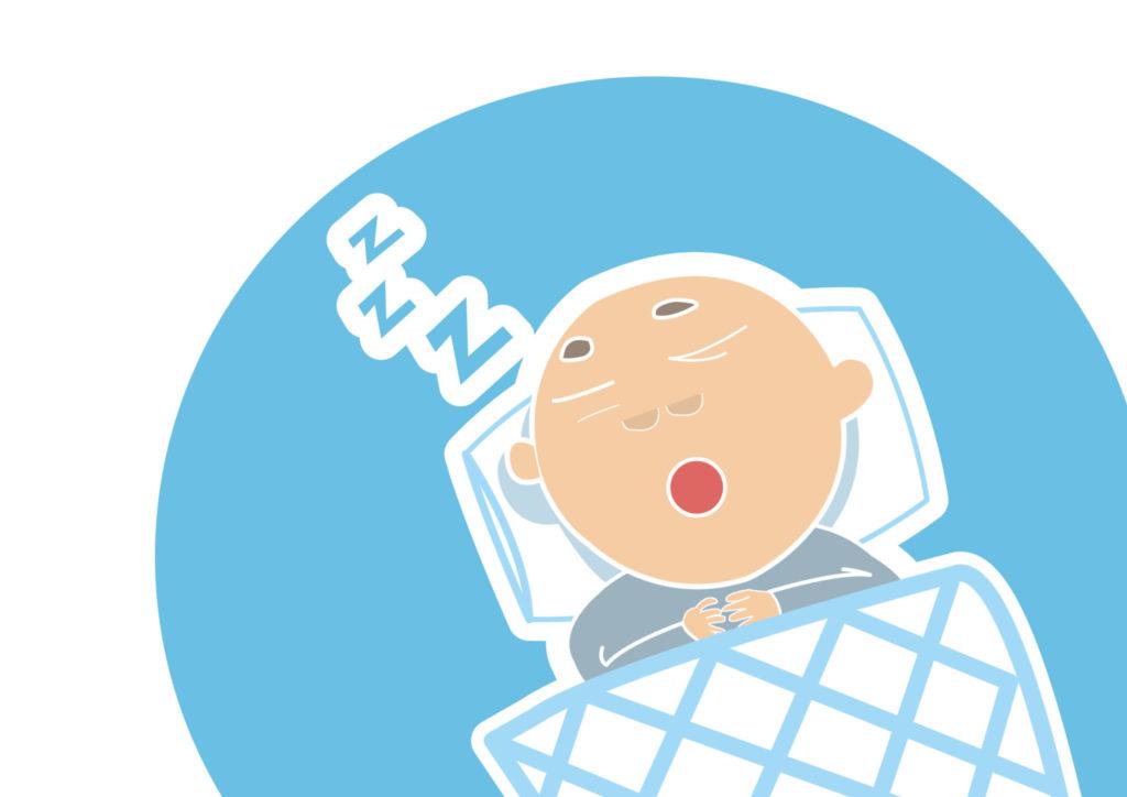 磨牙 睡眠中止症是百病的根源