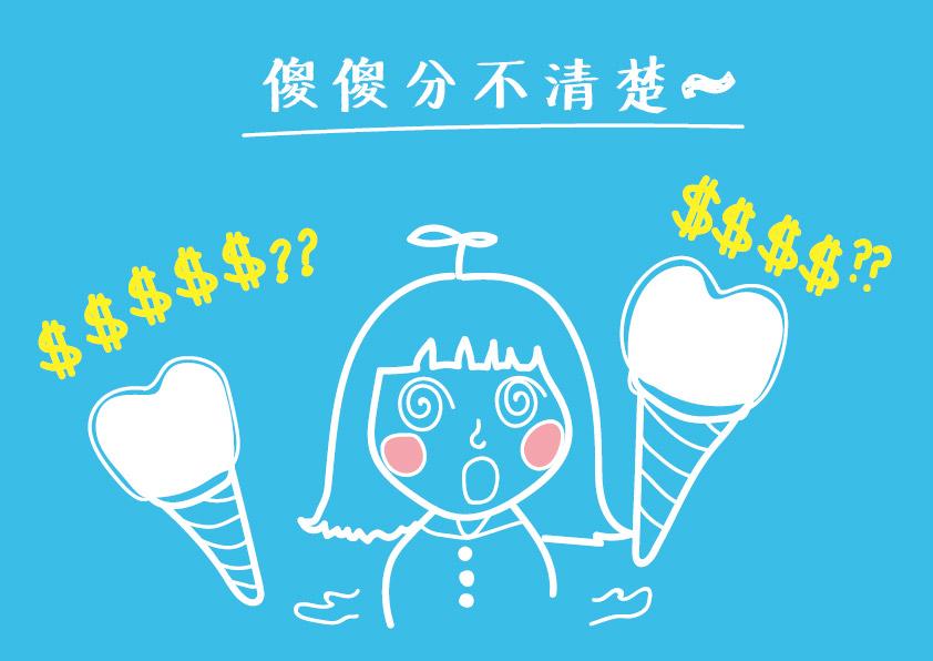 植牙為何有不同價位